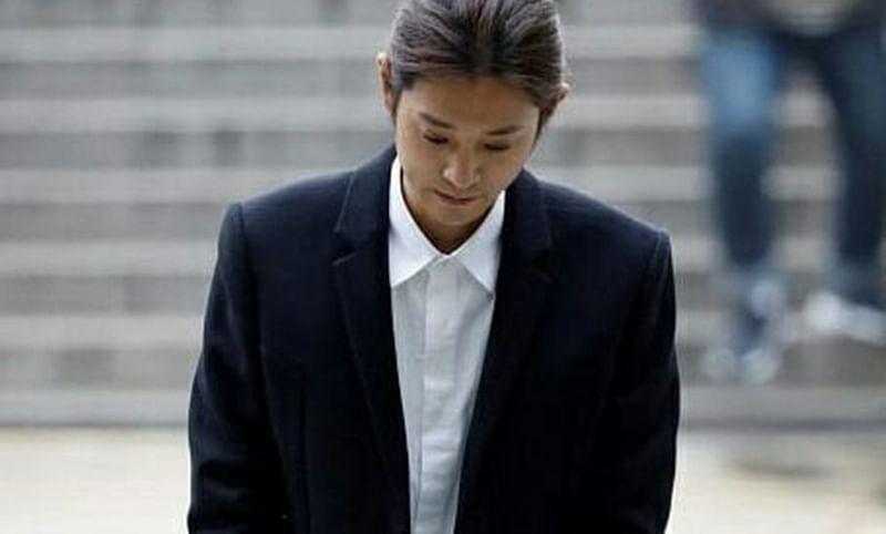 K-pop star Jung Joon-young arrested over sex video scandal