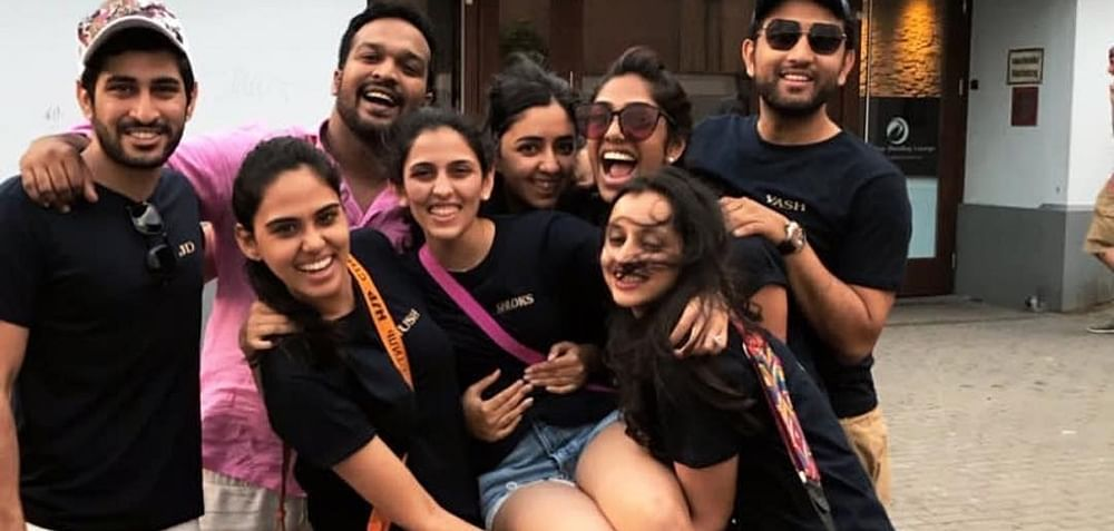Flashback Friday: Unseen pics of Ambani bahu Shloka Mehta enjoying an exotic vacay with her girl gang