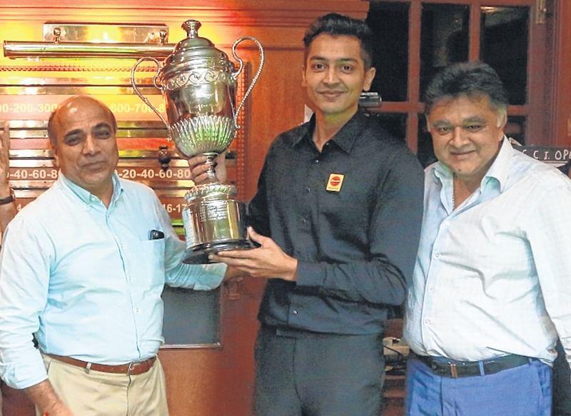 Snooker: Aditya Mehta stuns Pankaj Advani at CCI All India Open Snooker Championship