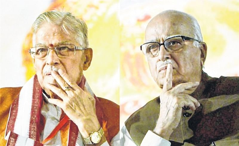 BJP veterans losing out their relevance in party?