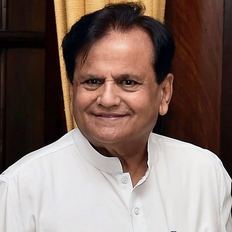'Pillar of Congress party': PM Modi, Rahul Gandhi and others condole death of Ahmed Patel