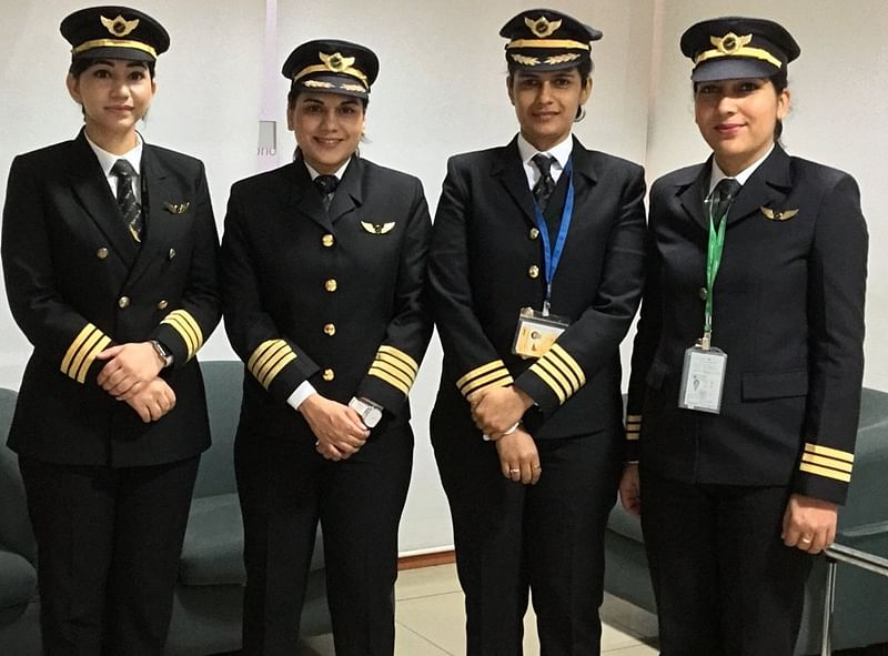 International Women's Day: Air India to fly 12 international, 40 domestic flights with all-women crew