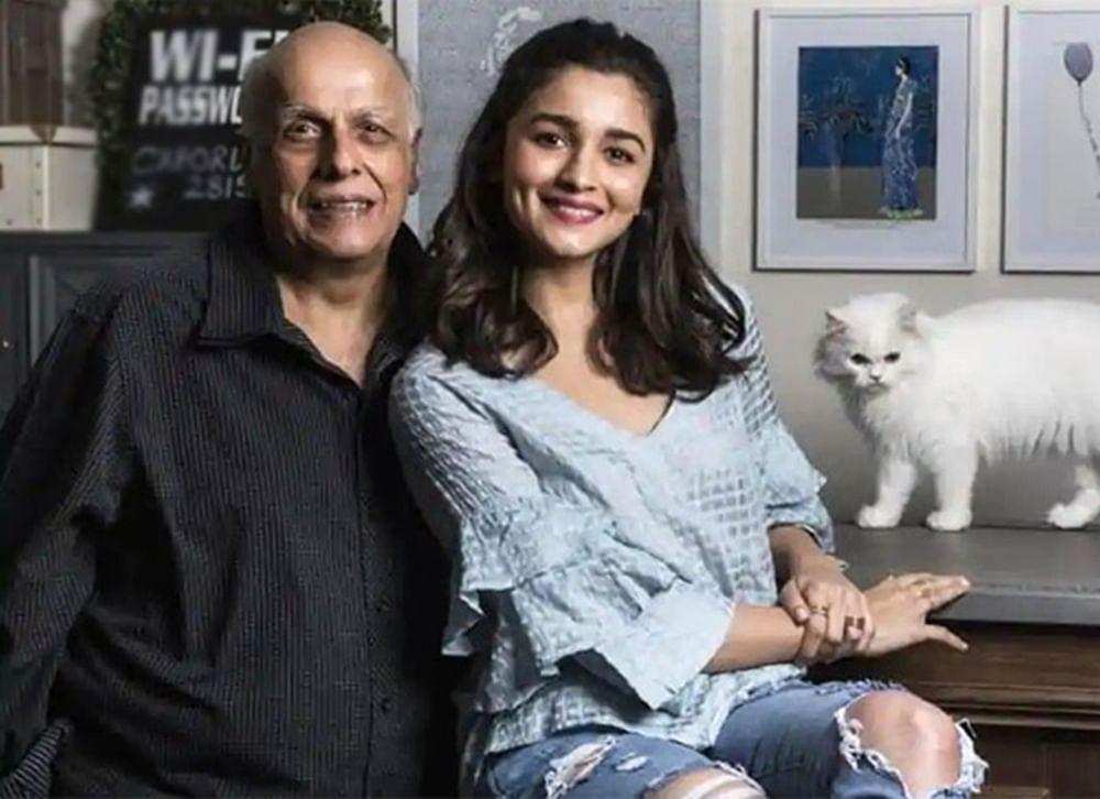 Sadak 2: Alia Bhatt says her father Mahesh Bhatt is ready to break the walls she built around her