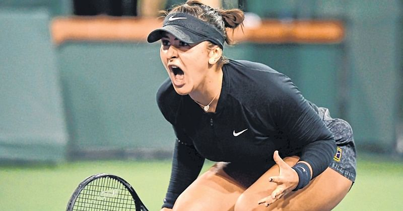 Bianca Andreescu to face Angelique Kerber in final