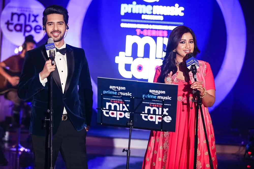 First Time! Shreya Ghoshal to collaborate with youth sensation Armaan Malik