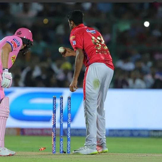 Rajasthan Royals takes a jibe at Ravichandran Ashwin over 'Mankading'