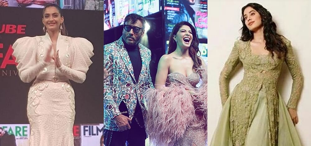 Bollywood celebrates Filmfare Middle East magazine's first anniversary in Muscat