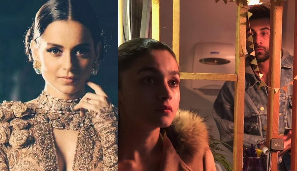 People talk about their sex life on Instagram: Kangana Ranaut calls Ranbir Kapoor, Alia Bhatt dumb