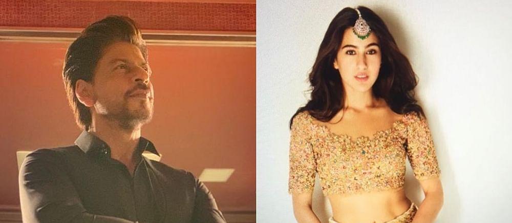 Sara Ali Khan upsets Shah Rukh Khan fans by calling him 'Uncle'