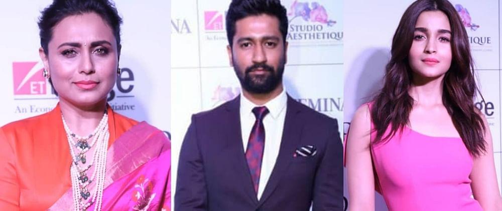 Maharashtra Achievers' Awards 2019: Alia Bhatt, Rani Mukerji, Ekta Kapoorwin big