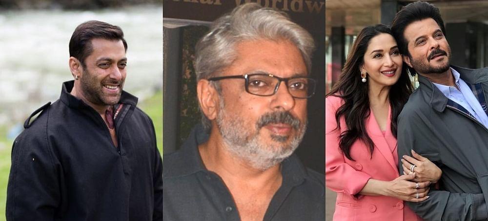 Bhansali-Salman, Madhuri-Sanjay: Bollywood celebs who collaborated after ages