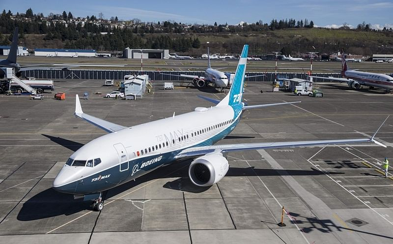 Boeing grounds its entire global fleet of 737 MAX 8s