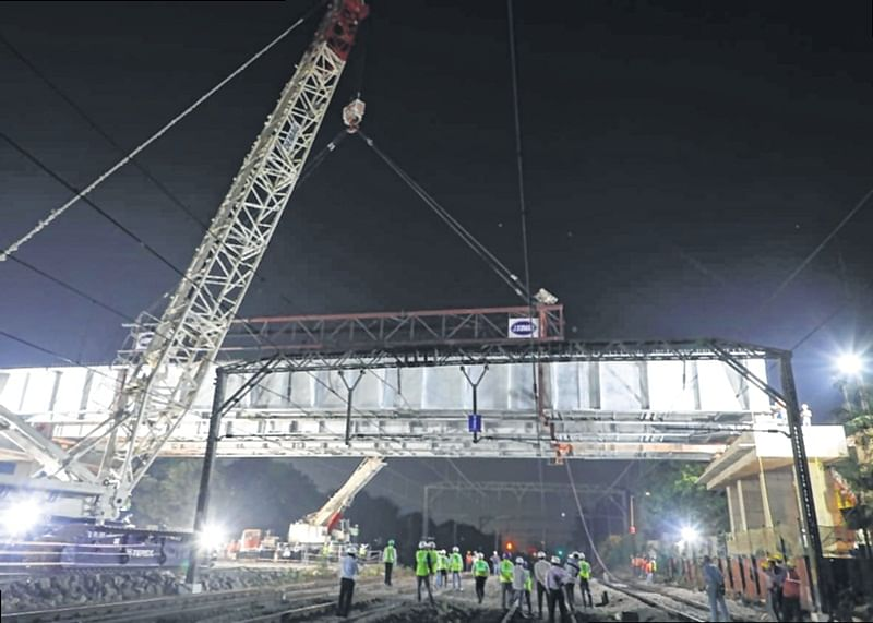 CSMT bridge collapse: Structural audit valid only for six months, accused tells court