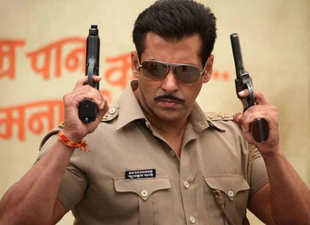 Salman Khan starrer 'Dabangg 3' to release in December 2019