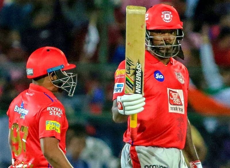 Kings XI Punjab players want to win IPL 2019 trophy for Universe Boss Chris Gayle
