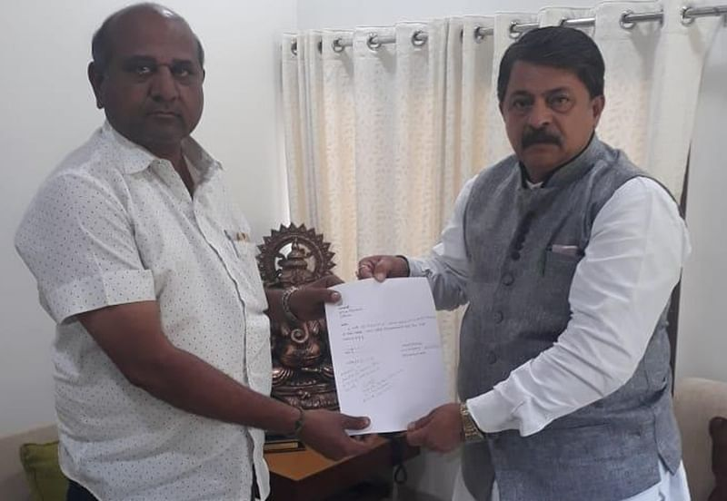 Gujarat Congress MLA Vallabh Dharaviya resigns from party, third legislator to quit in 4 days