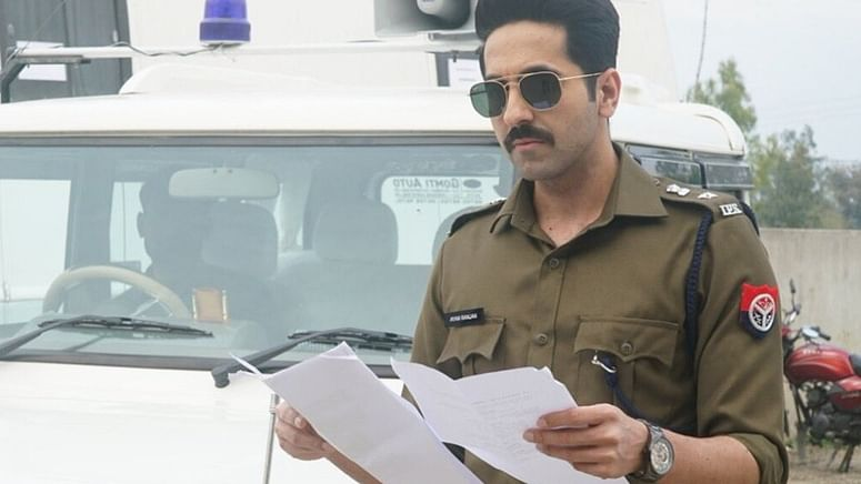 Ayushmann Khurrana starts #DontSayBhangi initiative to promote 'Article 15'