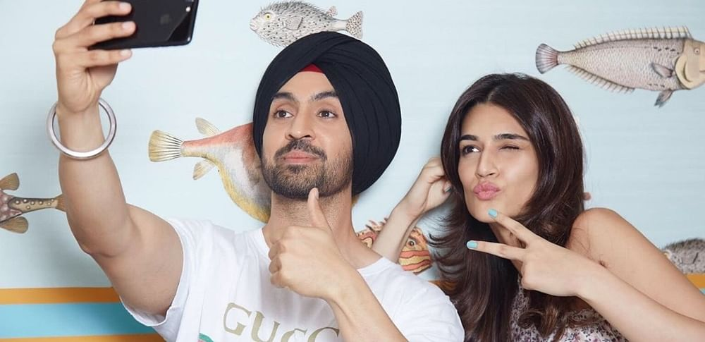 Kriti Sanon and Diljit Dosanjh starrer 'Arjun Patiala' release postponed to July 19