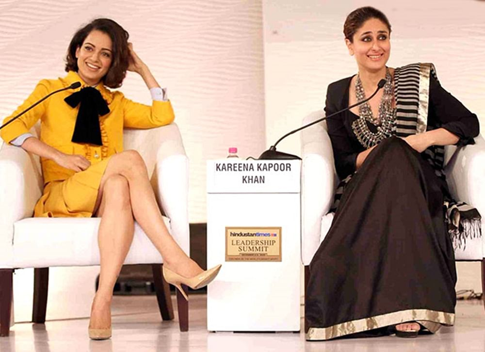 Kangana Ranaut praises Kareena Kapoor; calls her as the epitome of a perfect woman