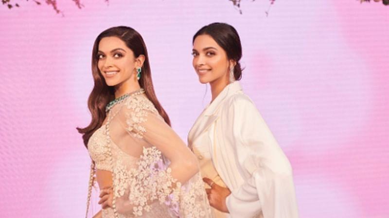 Deepika unveils her stunning Madame Tussauds wax statue in London alongside husband Ranveer