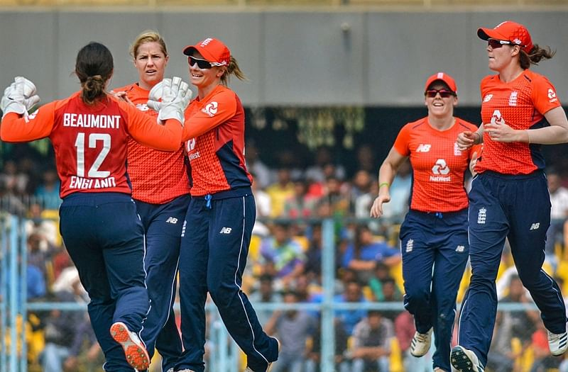 Beaumont, Knight shine as England women beat India by 41 runs in 1st T20I, lead series 1-0