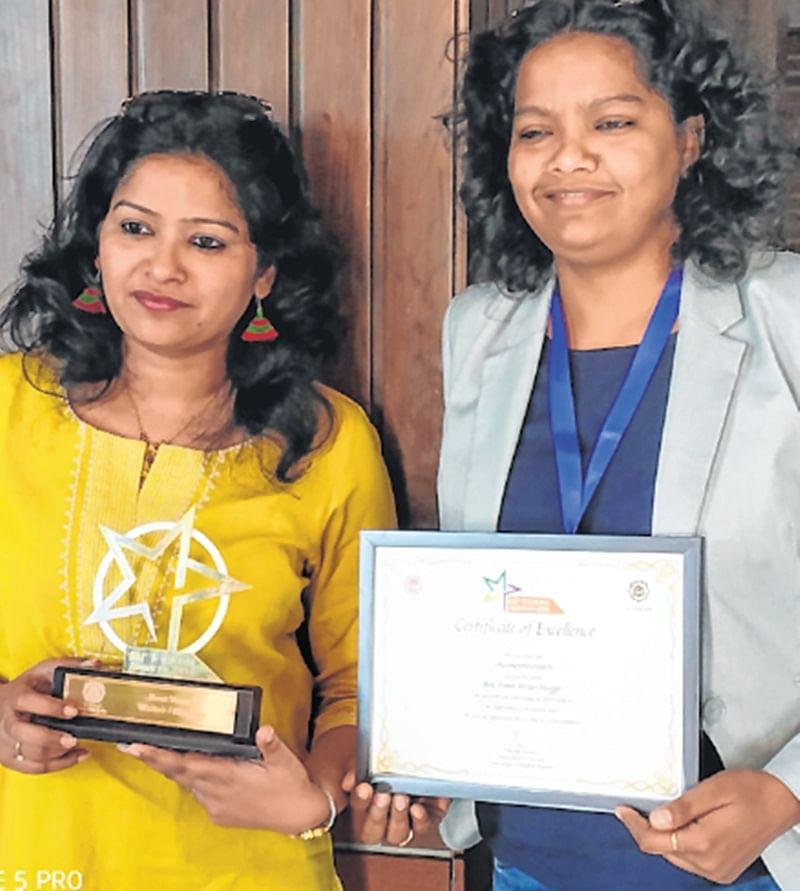 Bhopal: Chasing travel dreams, Delhi sisters clinch blogger award