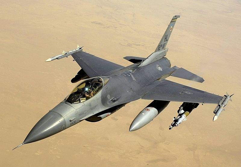 Not aware of any request from the US on F-16: Pakistan envoy to US