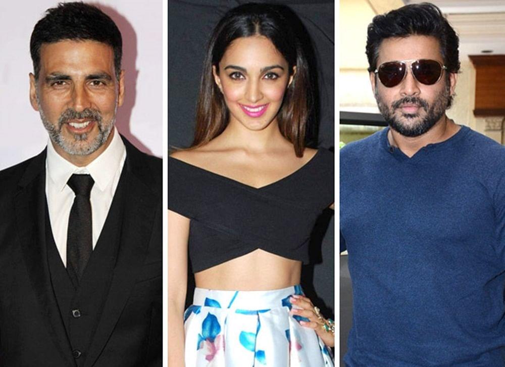 Akshay Kumar starrer'Kanchana' remake to feature Kiara Advani and R Madhavan