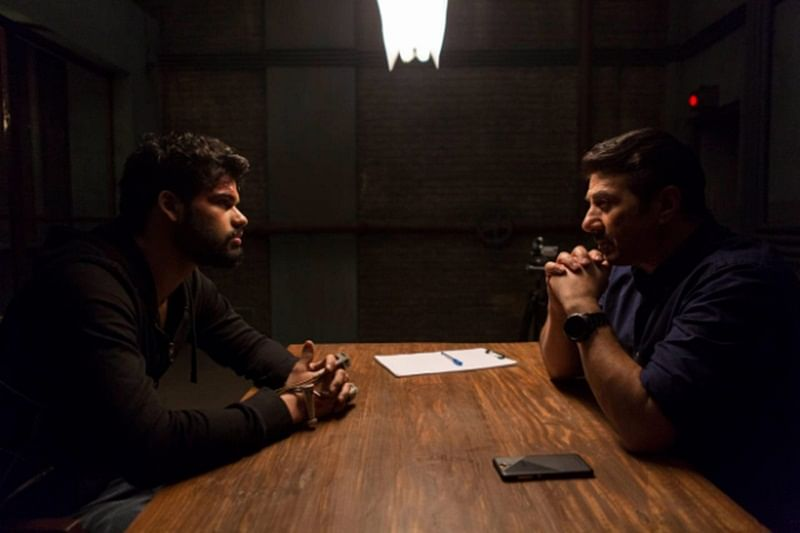 Sunny Deol and Dimple Kapadia's nephew Karan Kapadia's debut film Blank looks intense