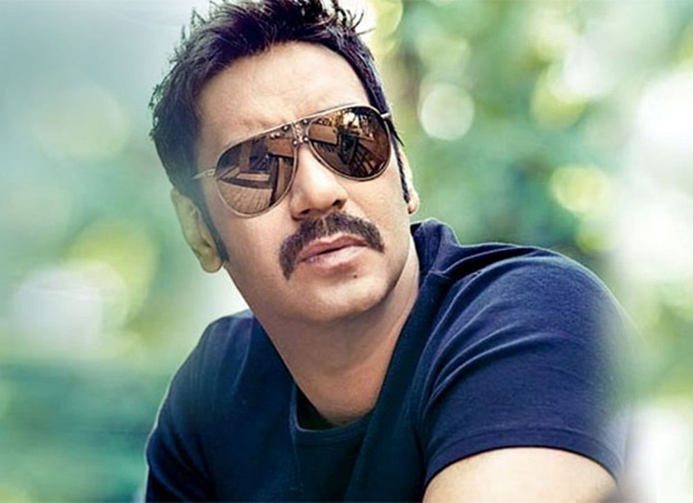 Ajay Devgn to play IAF Wing Commander Vijay Karnik, in 'Bhuj The Pride of India'