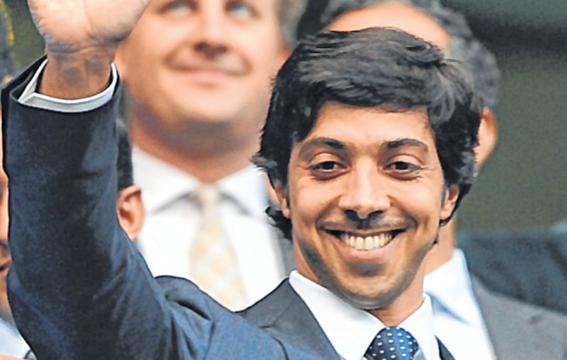 Man City owner to invest in India