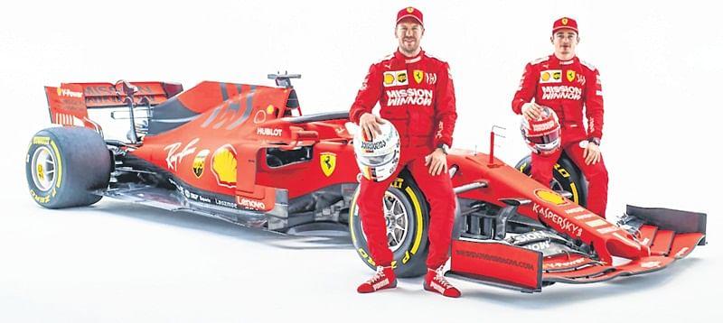 Ferrari drops tobacco branding