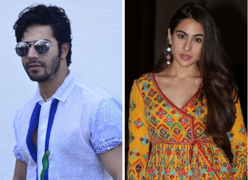 Sara Ali Khan and Varun Dhawan to star in David Dhawan's Coolie No.1 remake