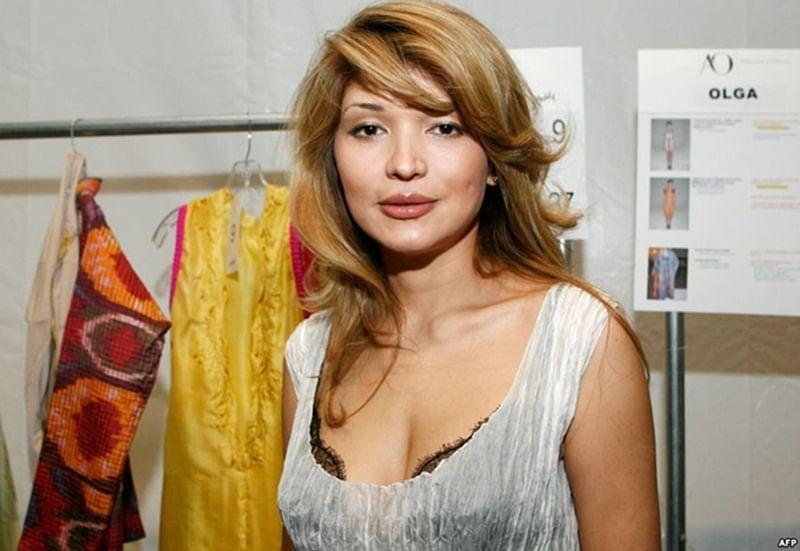 Uzbekistan ex-leader's daughter sent to prison for violating terms of her house arrest