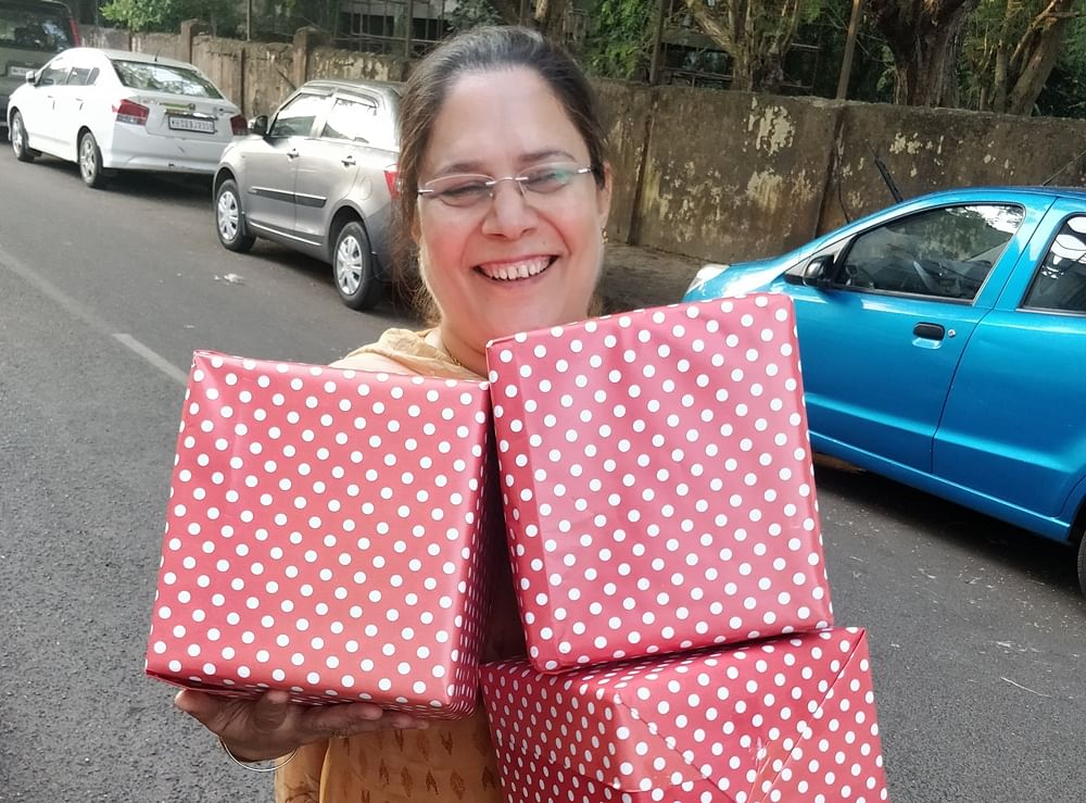 Meet the Maa who is running an online tiffin service in Mumbai