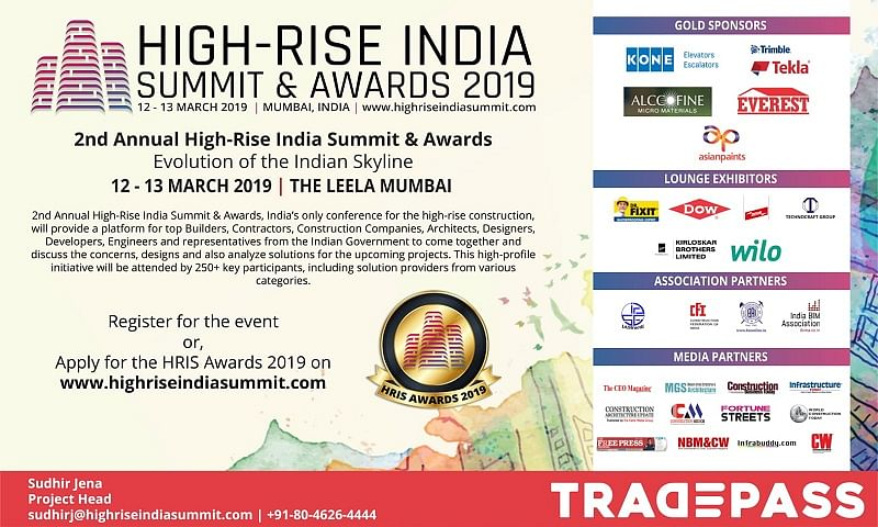 High-Rise India Summit & Awards returns for a second season