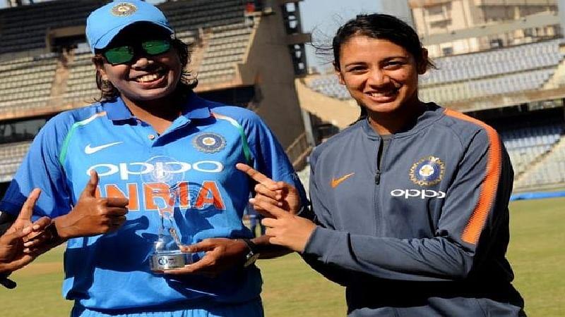 Smriti Mandhana, Jhulan Goswami top ICC ranking
