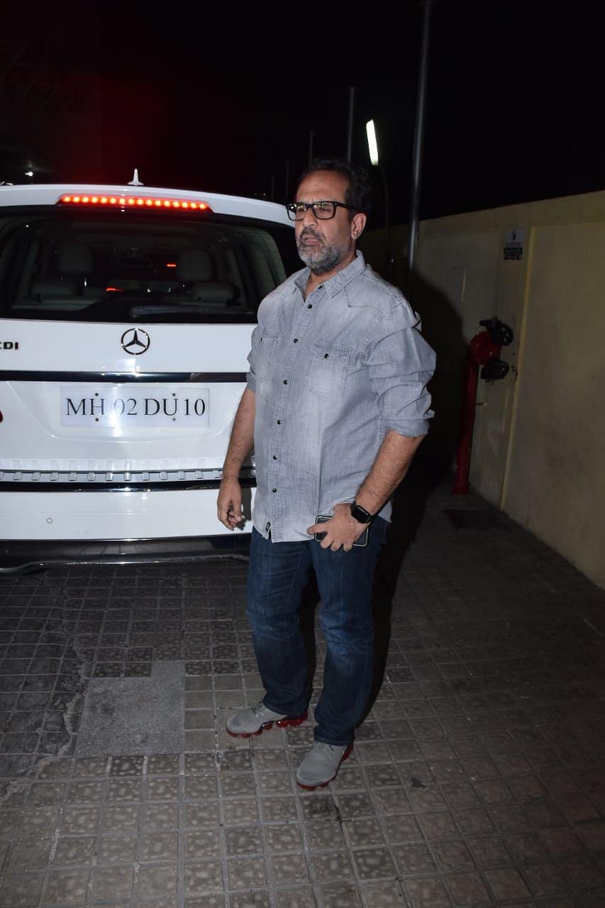 Anand L. Rai,Pic courtesy: Viral Bhayani