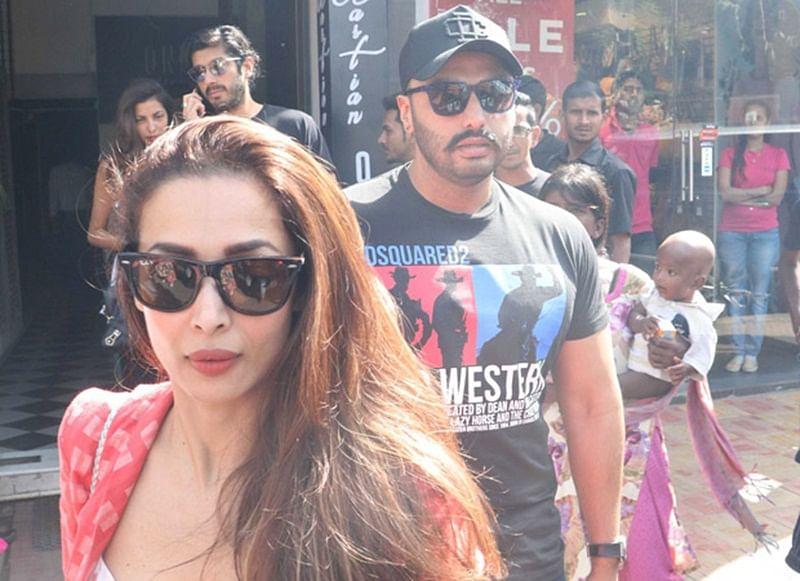 Malaika Arora finally speaks about her Christian wedding rumours with Arjun Kapoor