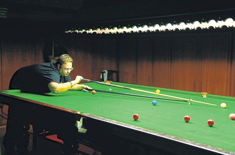 All India Open Snooker championship: Easy for Ishpreet Singh Chadha, Pankaj Advani, Brijesh Damani