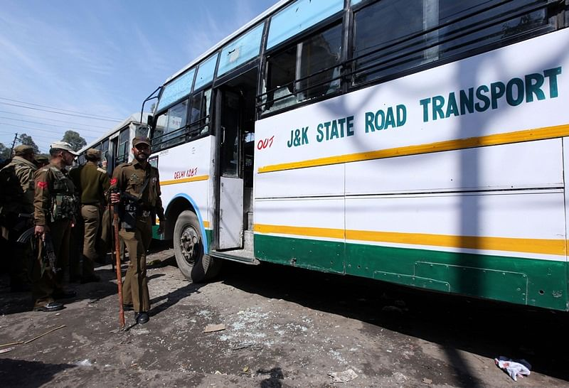 Man injured in Jammu bus stand blast dies, death toll rises to two