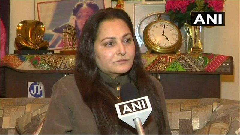 Should I die, then you'll be satisfied: Furious Jaya Prada reacts to Azam Khan's 'khaki underwear' remark