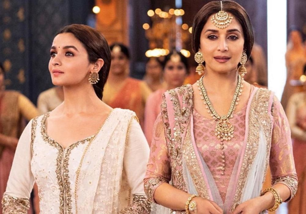 Ghar More Pardesiya: Alia Bhatt feels lucky she didn't have a dance off with Madhuri Dixit