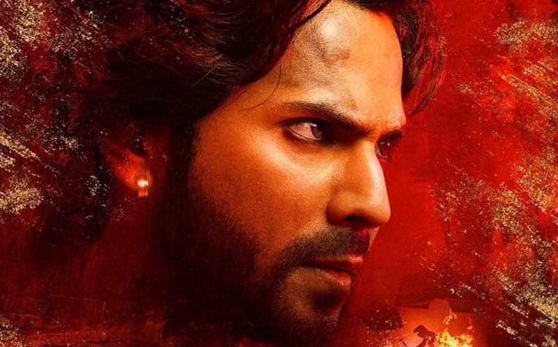 Kalank poster introduces us to ferocious Zafar, aka Varun Dhawan
