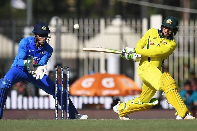 India vs Australia: Usman Khawaja guides Australia post 313/5 in 3rd ODI at Ranchi