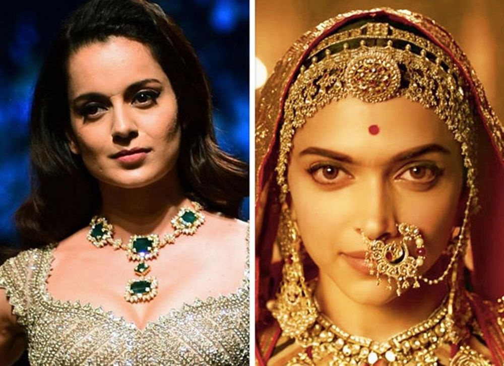Kangana Ranaut reveals Sanjay Leela Bhansali offered 'Padmaavat' to her before Deepika Padukone