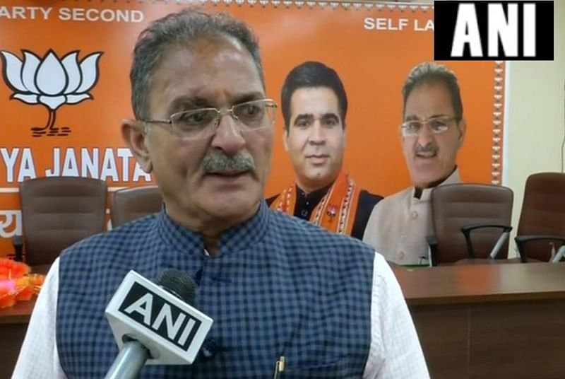 Arrest Mehbooba Mufti if she supports Jamaat-e-Islami: BJP leader Kavinder Gupta