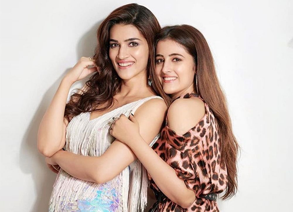 Whoa! Kriti Sanon and her sister Nupur to star in a film together?