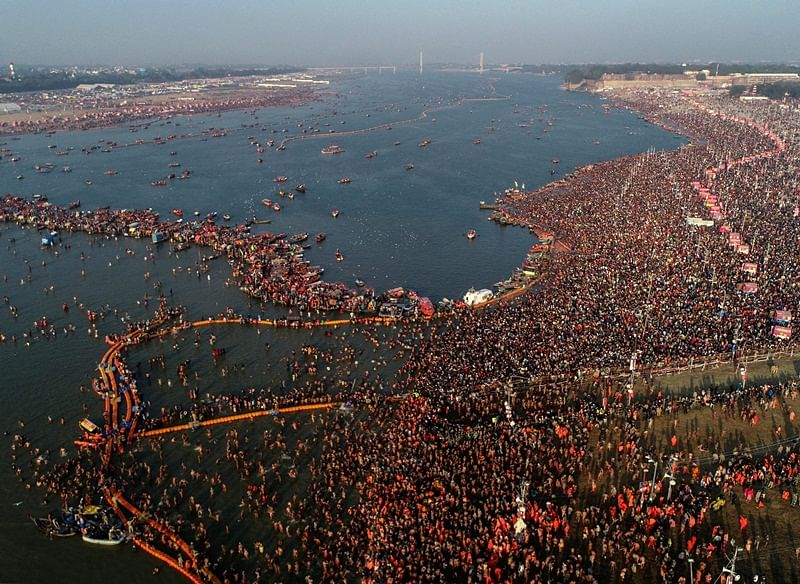 Kumbh Mela 2019 enters Guinness Book of World Records: Government