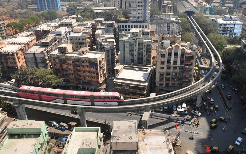 Mumbai monorail services come to a halt at Wadala due to technical glitch in rake